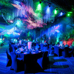 Event Production for Styling Corporate Events and Gala Dinners