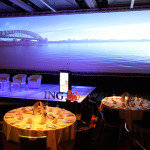 Dreamweavers Large Stage Projection Mapping and Blending for Corporate Events and Gala Dinners